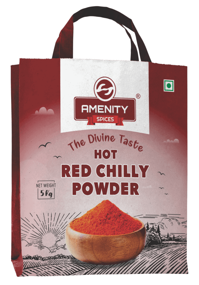Hot Red Chilly Powder